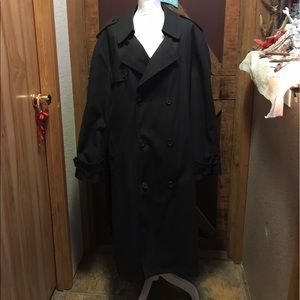 Other - Men's bontany 500 lined (zipper) long dress coat
